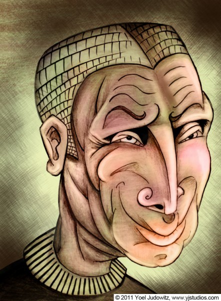 pharoah bloomberg cartoon